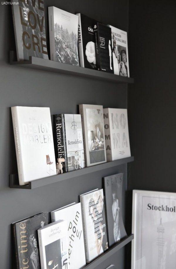 Stapelen maar! Boeken in het interieur - THESTYLEBOX