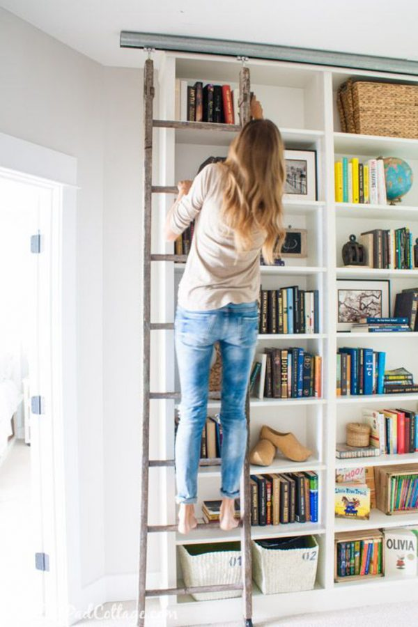 Idee 235 N Voor De Ikea Billy Boekenkast Thestylebox
