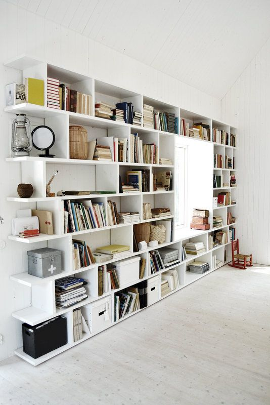 boekenkast wit