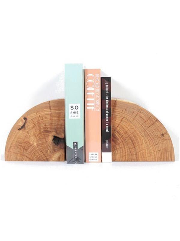 boomstam boekenhouders