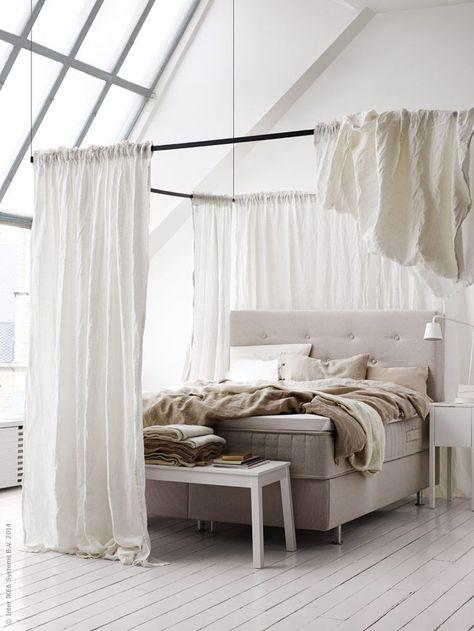boxspring slaapkamer