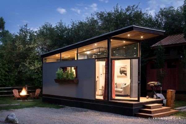 containerwoning tiny house