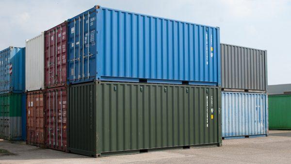containerwoning zeecontainer