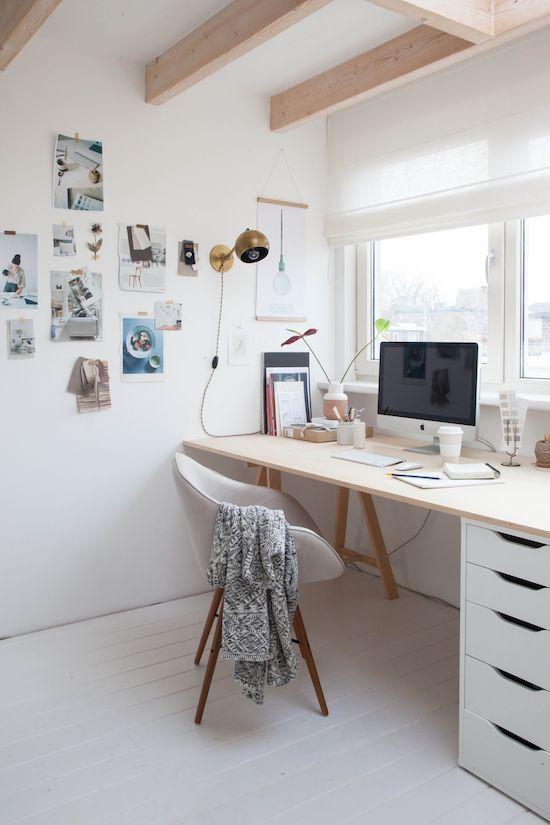 creatieve werkplek