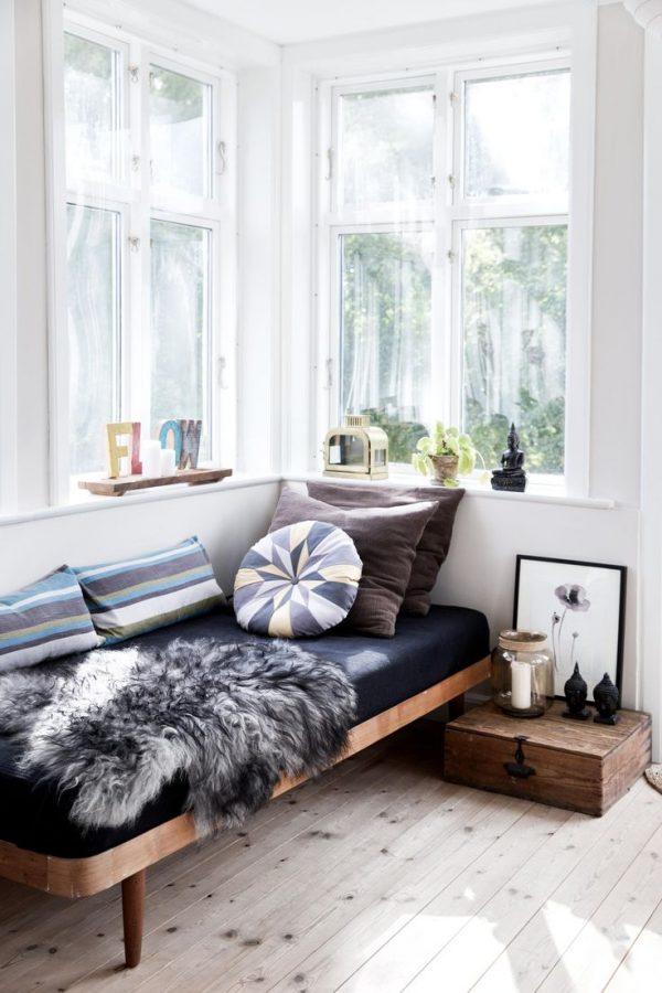 dagbed raam