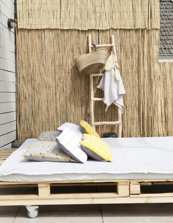 daybed met pallets