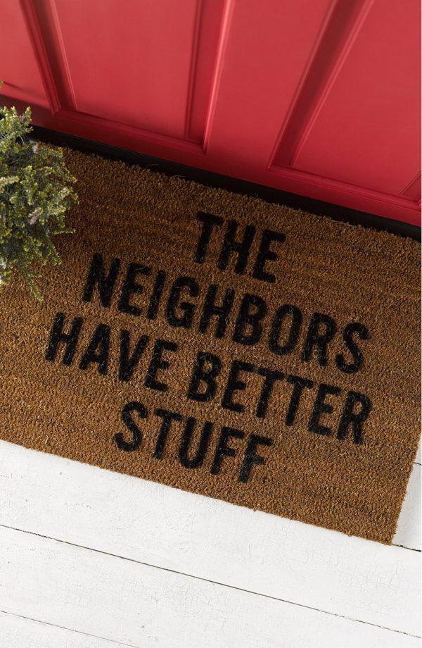 deurmat zelf maken