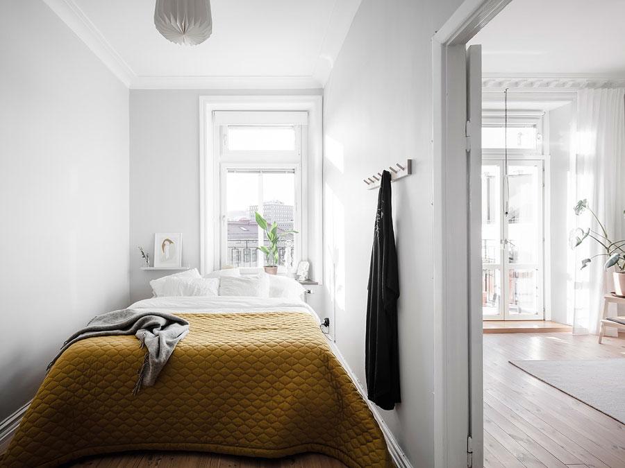 Dit kleine appartement is super leuk ingericht met knusse hoekjes!