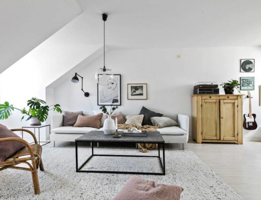 Dit Scandinavisch appartement is perfect gestyled!