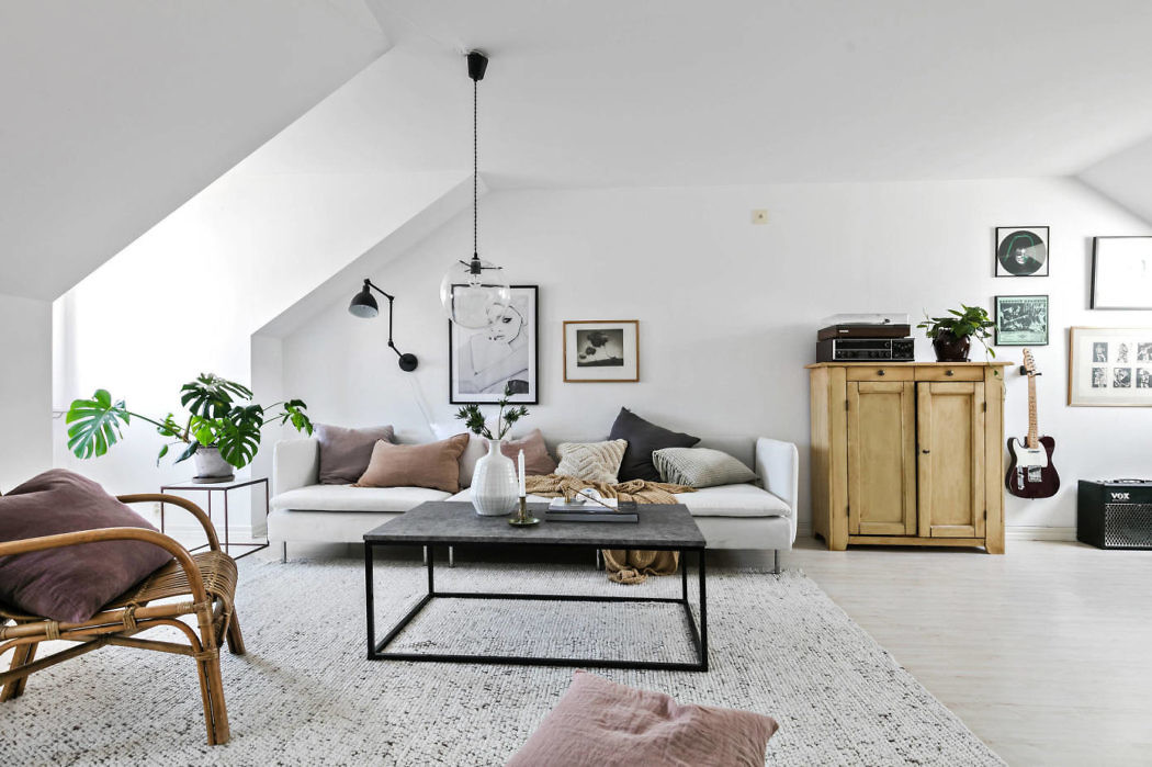 Dit scandinavisch appartement is perfect gestyled thestylebox