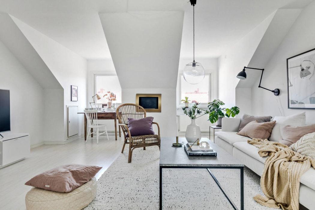 Dit Scandinavisch appartement is perfect gestyled!