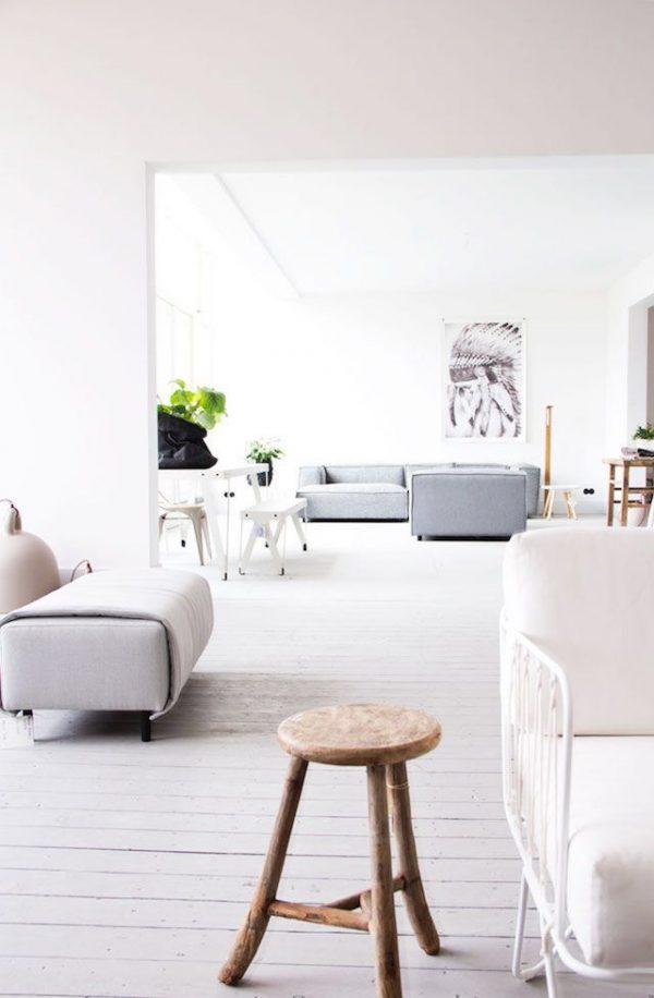 droomhuis woonkamer