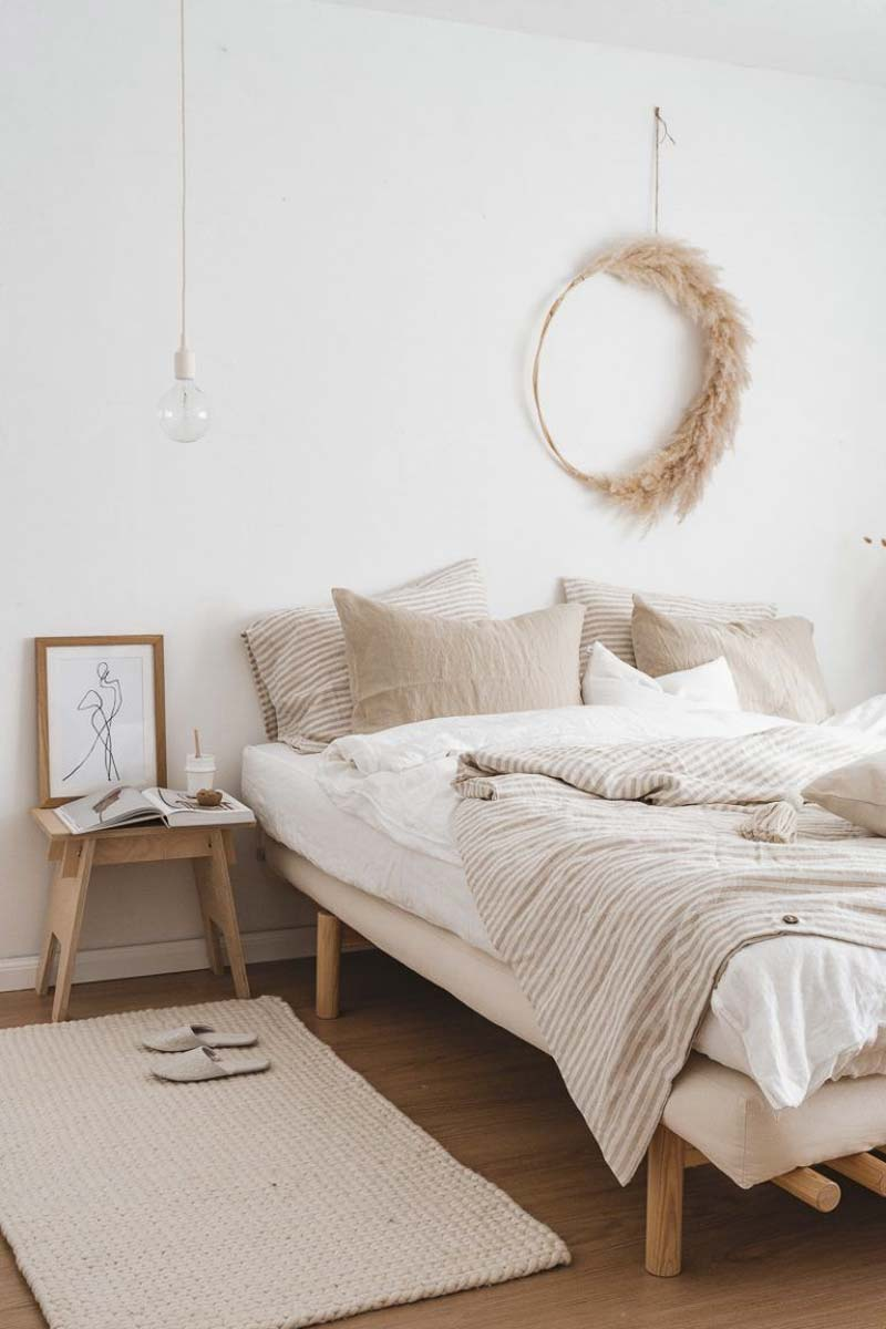 duurzame slaapkamer tips houten meubels