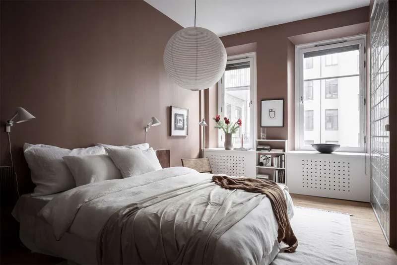 duurzame slaapkamer tips muurverf