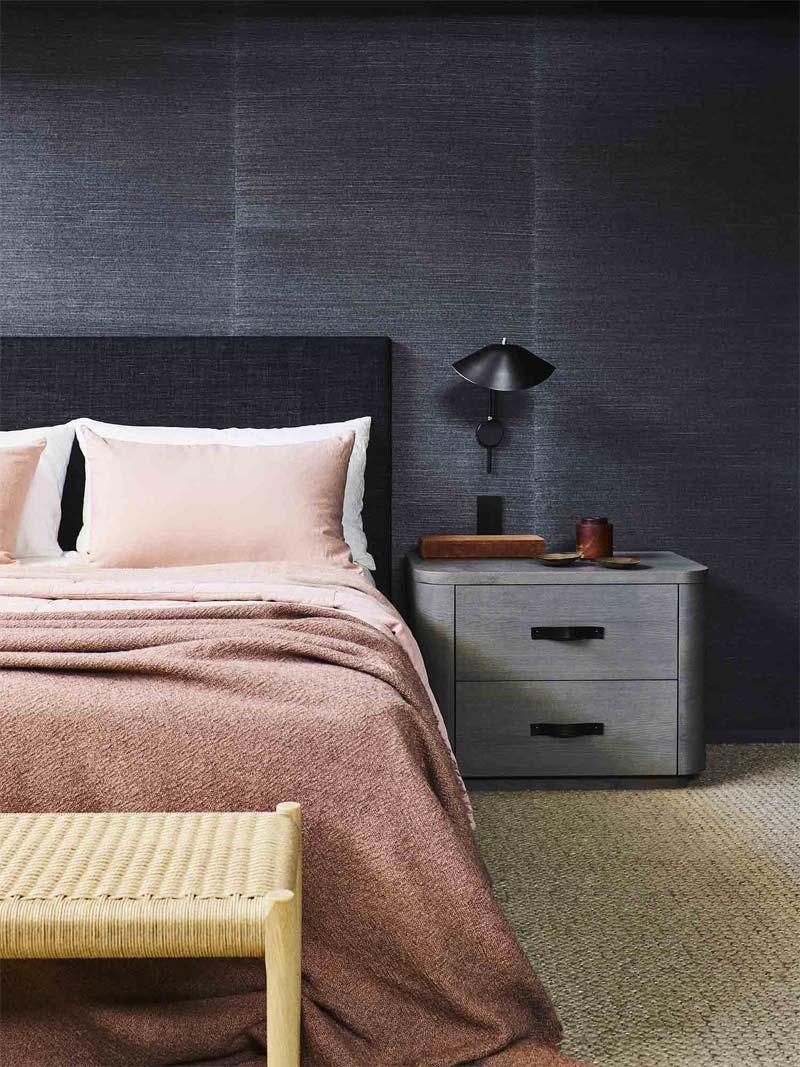 duurzame slaapkamer tips sisal vloer
