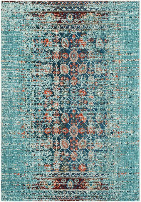 Kleurrijk tapijt