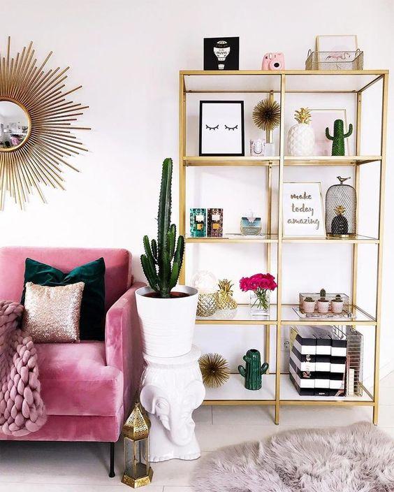 eclectisch interieur kleuren