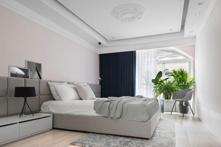 Een inspirerend mooie slaapkamer inloopkast combinatie! - THESTYLEBOX