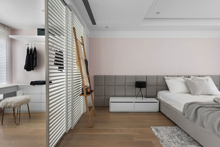 Inloopkast In Slaapkamer : Een inspirerend mooie slaapkamer inloopkast combinatie! thestylebox