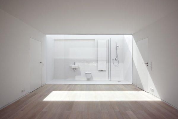 ensuite badkamer dakraam 3