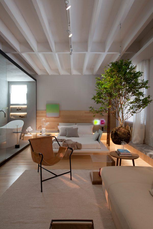 inrichting klein appartement