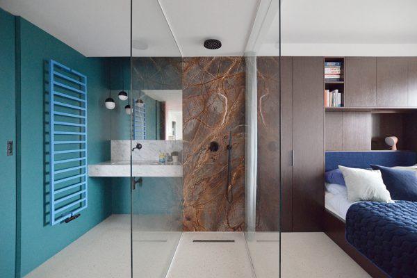 ensuite badkamer indeling 2