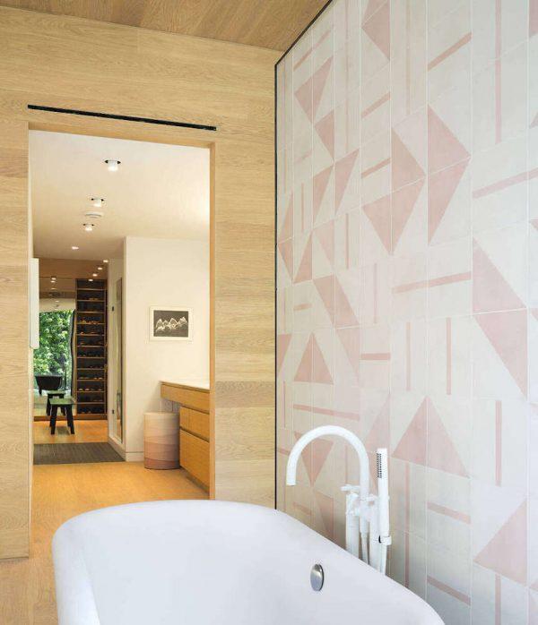 ensuite badkamer scheidingswand 2