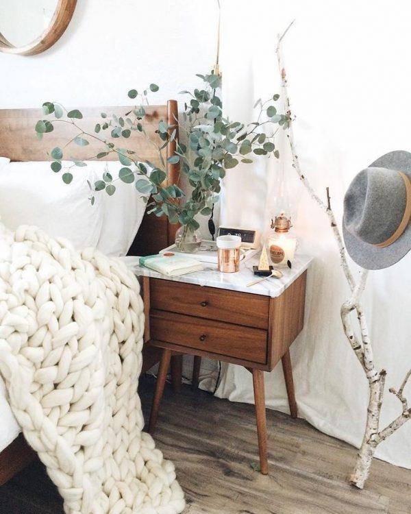 eucalyptus slaapkamer