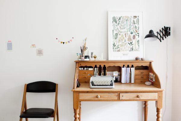 fern study print