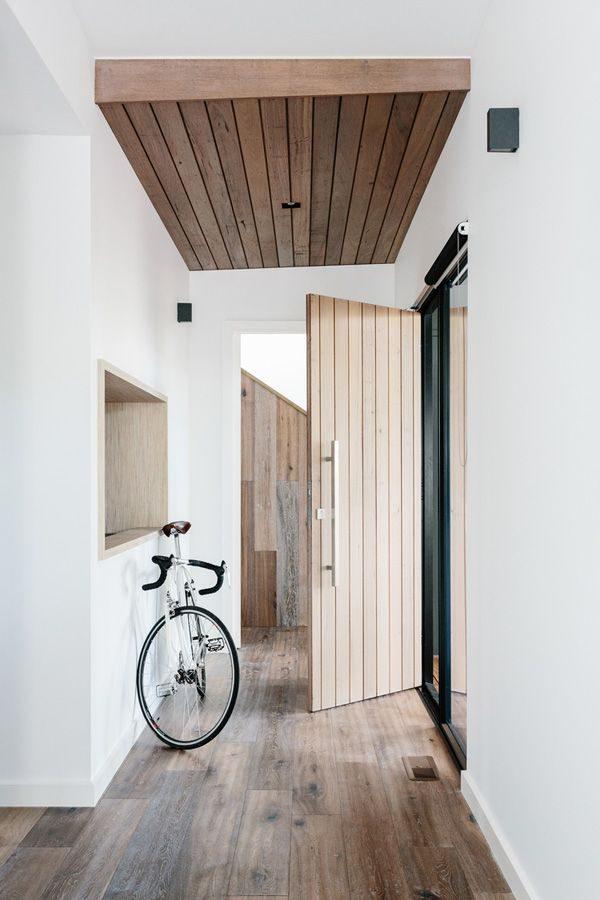 fiets gang interieur