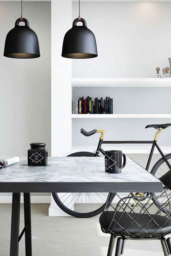 fiets interieur
