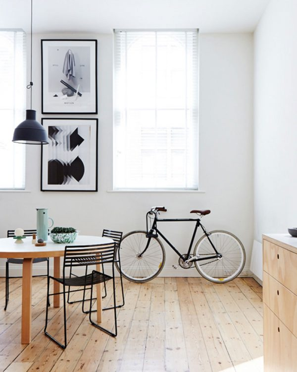 fiets keuken
