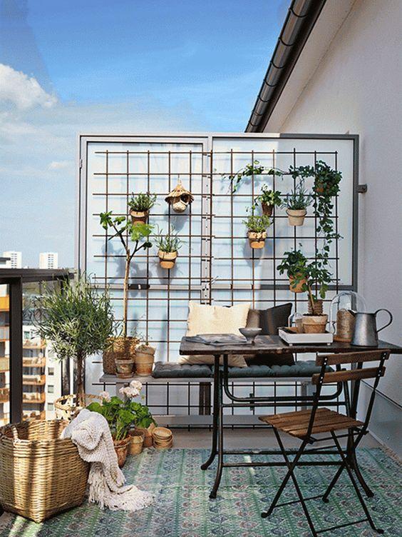 gaaspaneel balkon