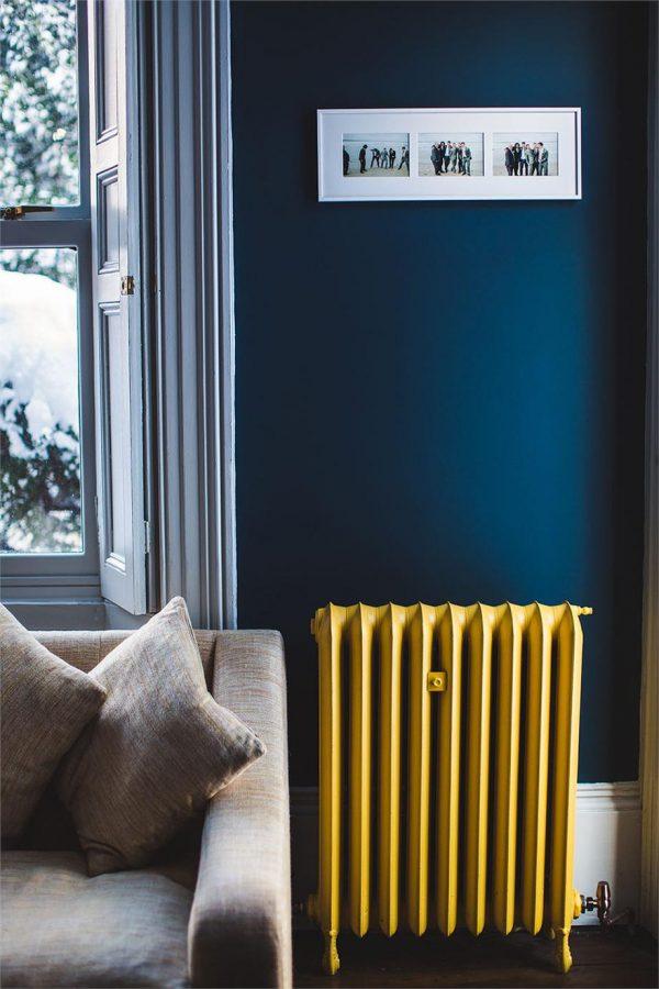 gele radiator