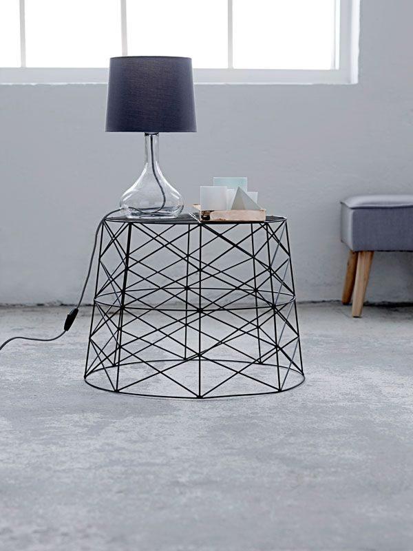 geometrische bijzet tafeltje