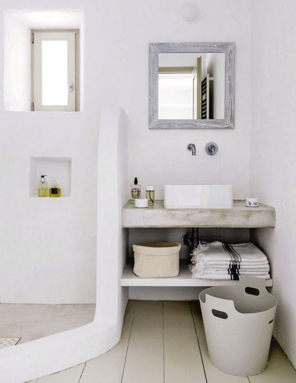griekse badkamer