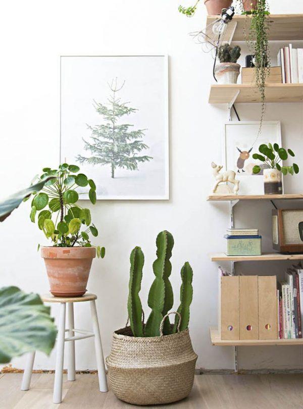 groene print
