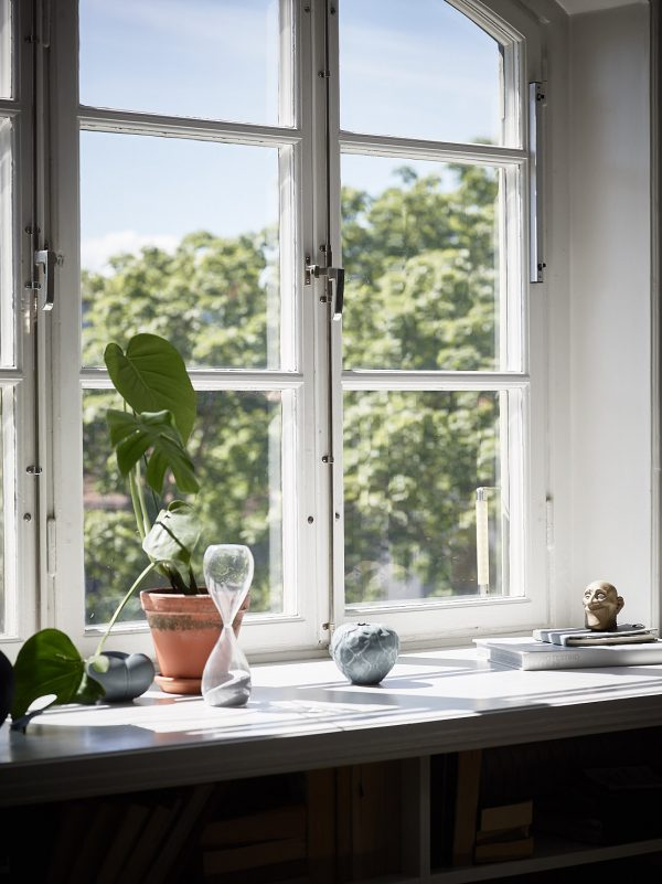 groot raam kozijn