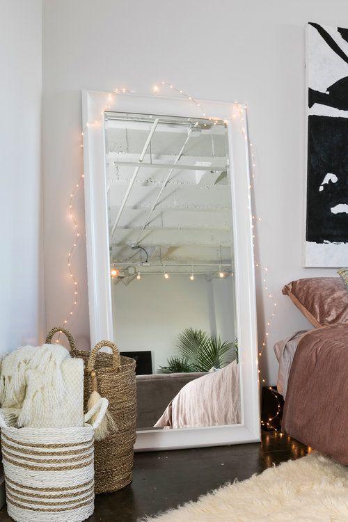 grote ikea spiegel slaapkamer