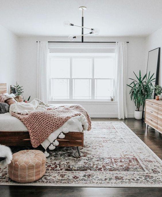 grote moderne spiegel slaapkamer