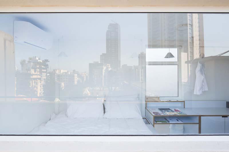 grote raam slaapkamer