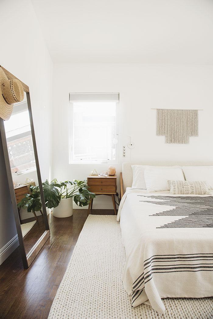 grote spiegel molly slaapkamer