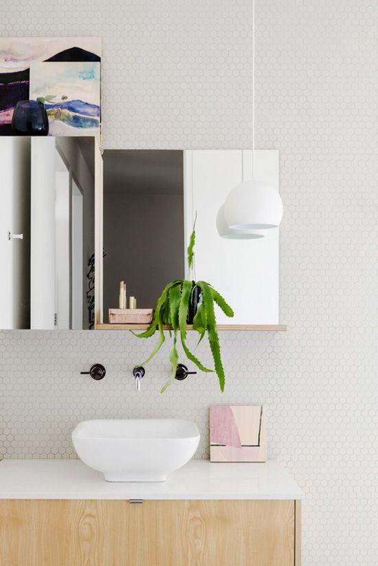 hangplant badkamer