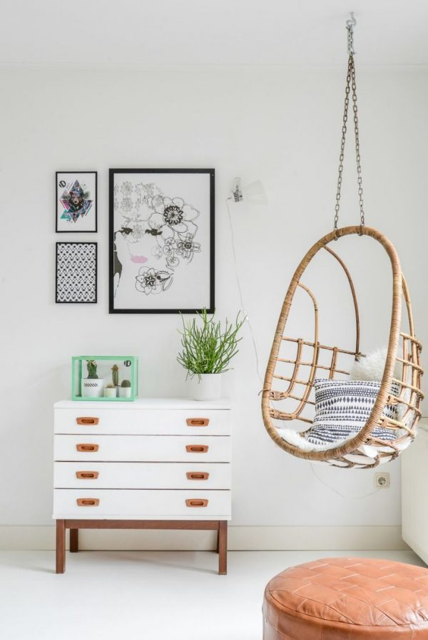 Hangstoel In Huis.Hangstoel Thestylebox