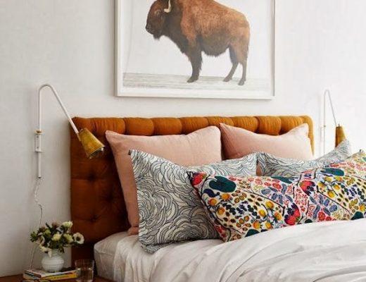 hoofdeinde bed slaapkamer