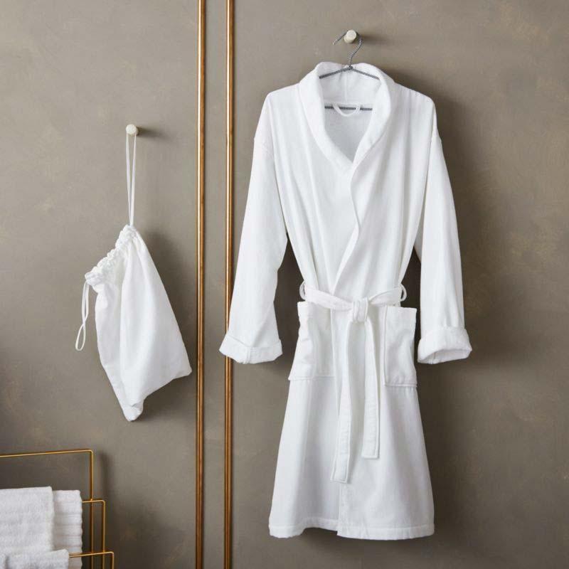 housewarming cadeau idee badjas