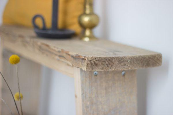 houten bankje vanstoerhout
