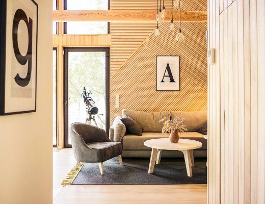 Thestylebox interieur design - Interieur houten huisje ...
