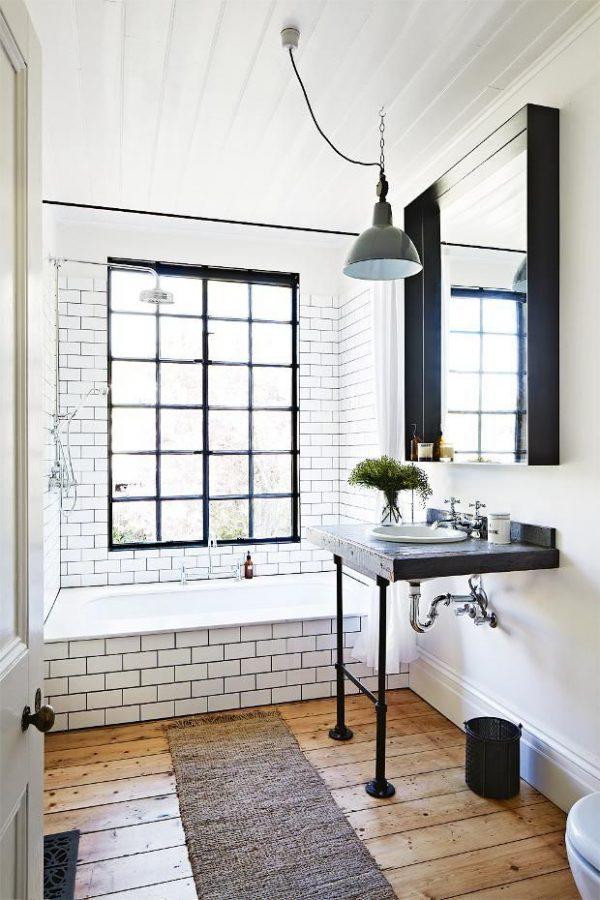 Wonderlijk Houten vloer badkamer - THESTYLEBOX LQ-41
