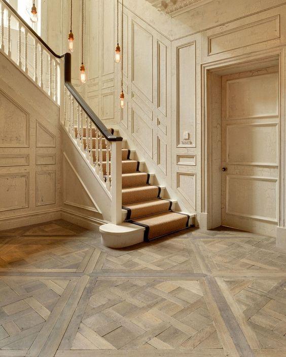 houten vloer versailles